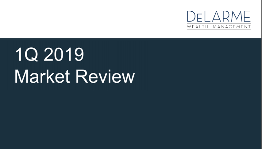 Publication: 1Q 2019 Market Review